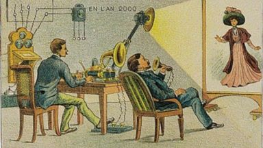 12 Times People 100 Years Ago Predicted Modern Tech