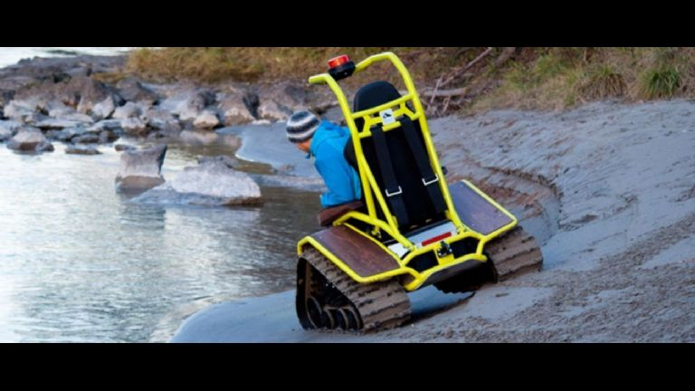 Ziesel Offroad Chair
