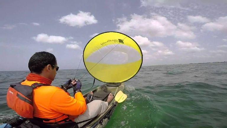 WindPaddle Kayak Sail - Viral Products