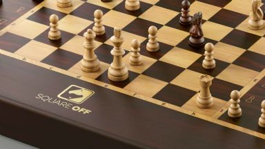 Square Off Chess Board